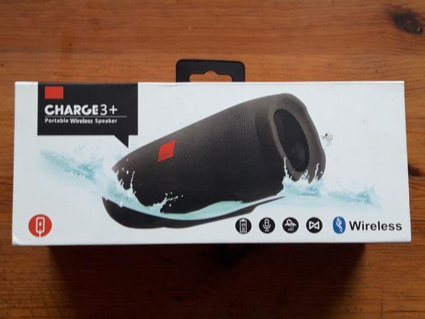 Idealny na prezent NOWY glosnik Bluetooth Charge 3 jak komplet