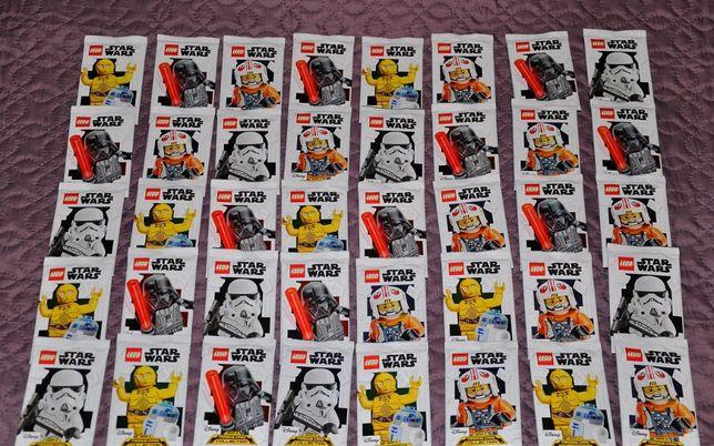 Karty saszetki LEGO STAR WARS 2 / Nowa 2 seria