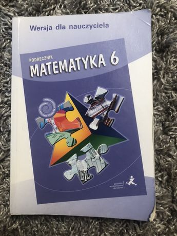 Podręcznik klasa 6- wersja dla nauczyciela