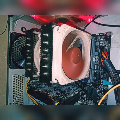 Игровой комплект: FX-8350+Noctua NH-D14+ Gigabyte 78LMT+16GB RAM