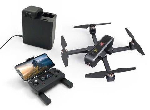Квадрокоптер MJX Bugs B4W с 4K WiFi камерой, GPS, до 22 хвилин час пол