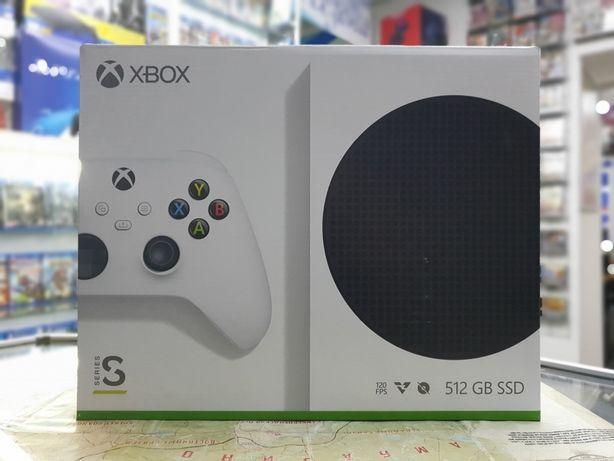 Игровая приставка Xbox Series S 512 GB Новая Гарантия 12 месяцев