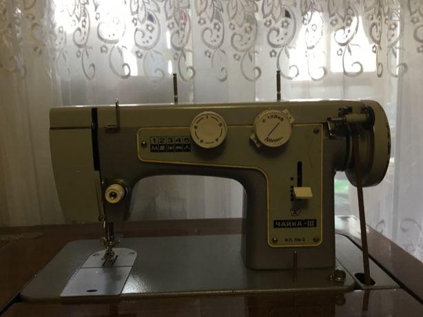 Швейная машина «Чайка»