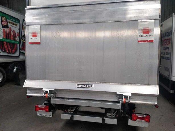 Winda Dhollandia 1000 kg Mercedes Sprinter. Kredyt 0% wpłaty.