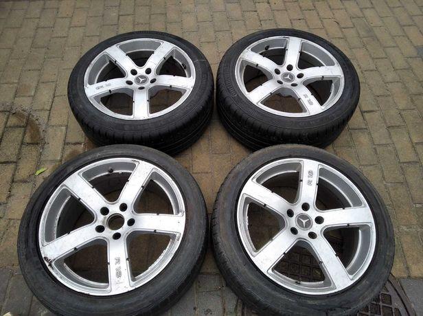 Felgi aluminiowe 18 cali Mercedes-Benz