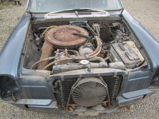 KLIMATYZACJA klima sprężarka chłod. Mercedes w 115 w 114 w115 w 108