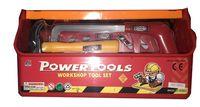Skrzynka z narzędziami Power Tools dla dzieci