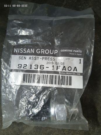 Датчик давления кондиционера Nissan 92136-1FA0A, 921361FA0A