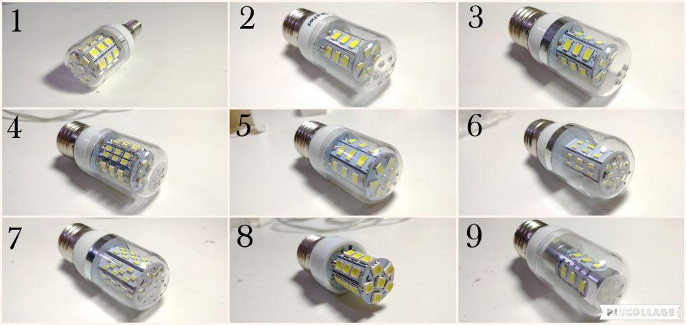 Lâmpadas LED tipo milho NOVAS Mangualde, Mesquitela E Cunha Alta - imagem 1