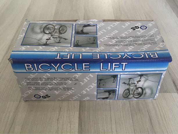 Uchyt wieszak rowerowy sufitowy winda Bicycle Lift