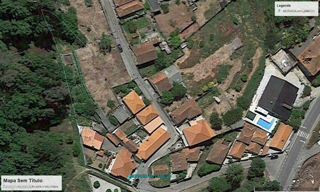 Moradia na Cidade com 1198 m2 de terreno