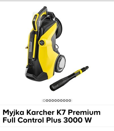 Karcher K7 full control plus мийка