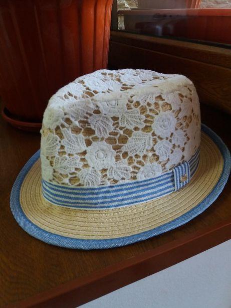 Шляпка Mayoral Испания для девочки р. 54