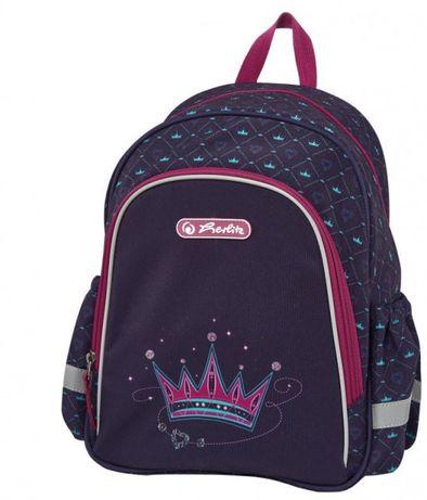 Рюкзак Herlitz crown, новый, легкий, подойдет для 1-4 класса
