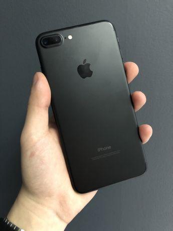 Айфон iPhone 7 Plus 32GB Neverlock Black Черный также 5S/6/6S/8/X/XR