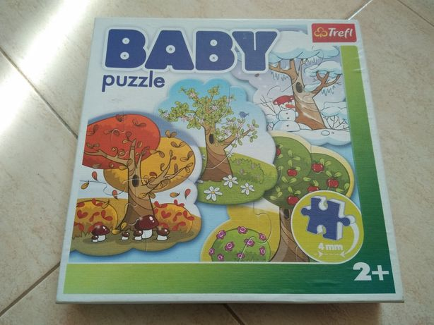 Jogo Puzzle Baby 2+