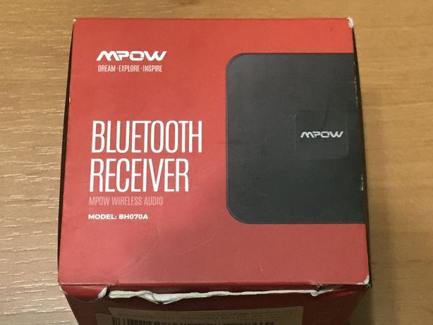 MPOW odbiornik audio bluetooth BH070A