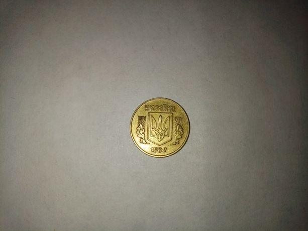 Редкие монеты Украины.
