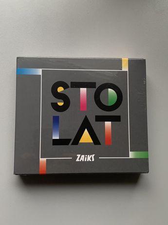 100 sto lat ZAIKSu - Box 5 CD ze 100 polskimi przebojami Folia! Unikat