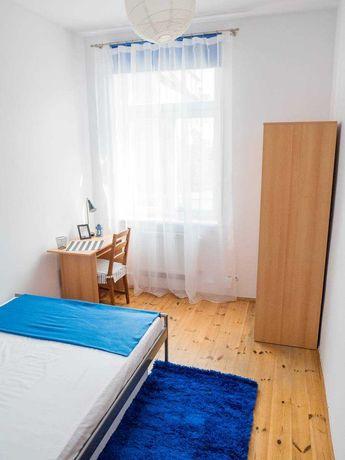 Duży pokój w spokojnej lokalizacji we Wrzeszczu dostępny od 15.09