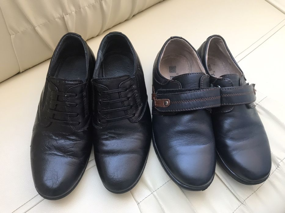 Туфли подростковые Чубинское - изображение 1
