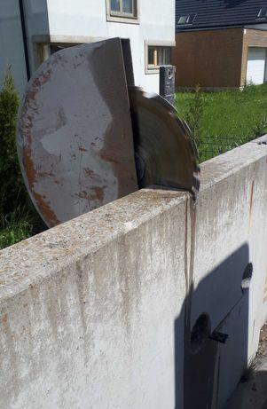 Wiercenie otworów, cięcie betonu