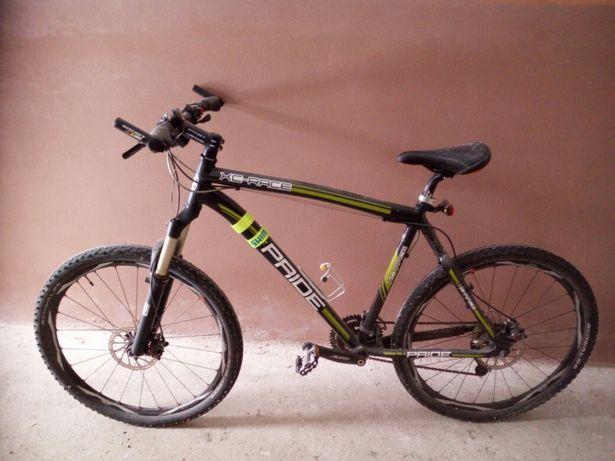 Велосипед ровер гірський горний Pride XC-RACE Diore