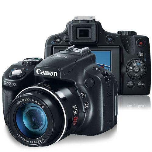 Canon Powershot SX50 HS Celorico da Beira - imagem 1
