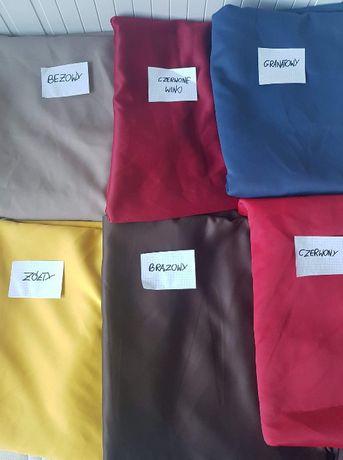 Tkaniny Blackout zaciemniające duży wybór