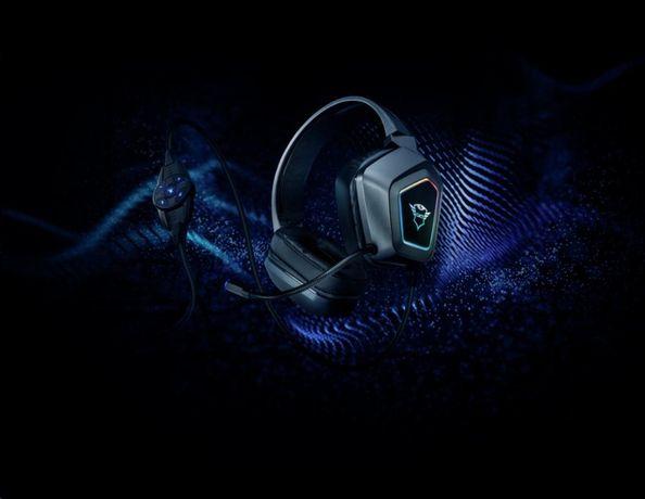Słuchawki Trust GXT450 Blizz 7.1 - NOWE