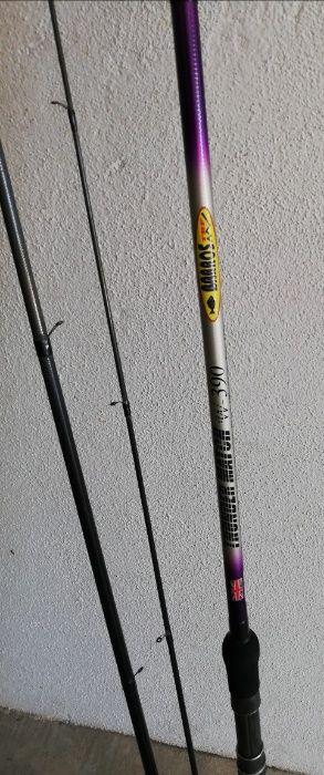 Cana de Pesca à Inglesa 3,90m,Trabbuco,como nova