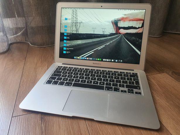 MacBook Air 2017 13 cali - tylko 86 cykli baterii -Idealny stan