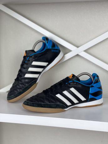 Футзалки Adidas Nova original 43 мужские футбольные 27.5см бампы