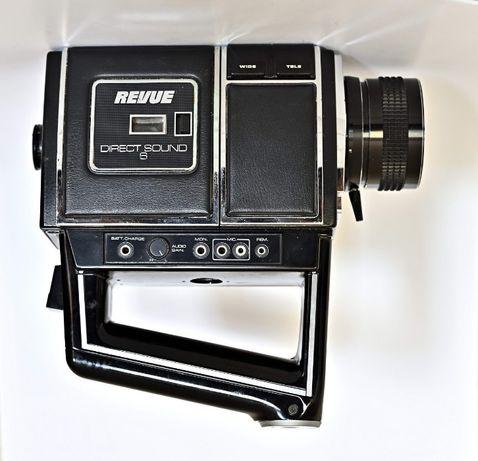 Japońska kamera 8 mm Revue Directsound 6
