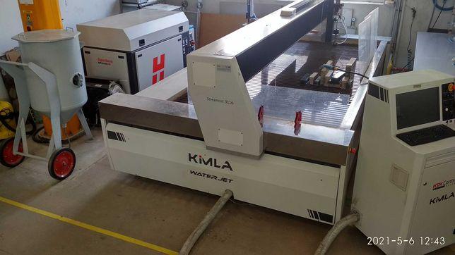 WaterJet Kimla Streamcut 3116