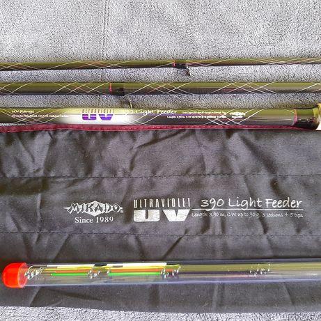 Wędka UV Mikado Light Frederick 390, Nowa