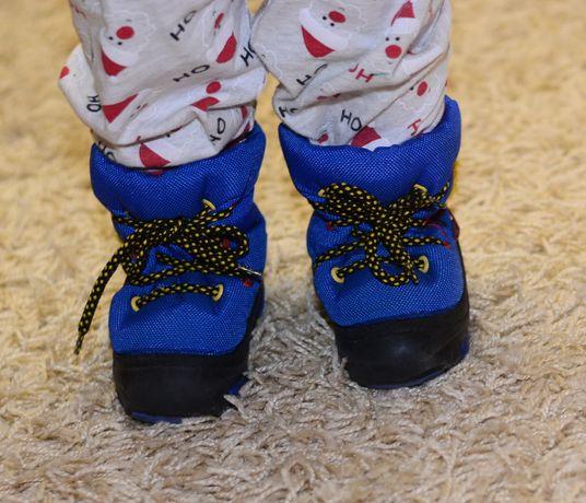 ботинки для мальчика зимние демар/demar 22-23р.