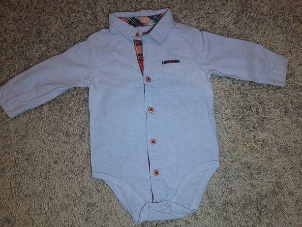 Koszulobody dla chłopca