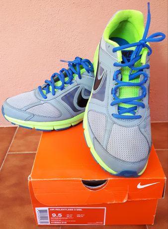 Sapatilhas Nike Air Relentless 3 MSL - Homem/Men Originais.