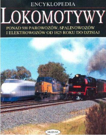 Encyklopedia Lokomotywy jak nowa
