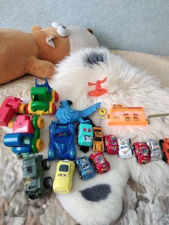 Машинки ціна за всі