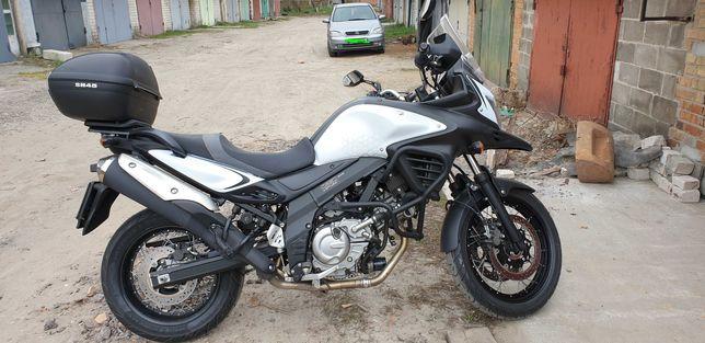 Мотоцикл Suzuki V-Strom 650 XT (2016)