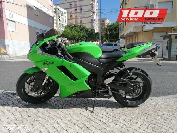 Kawasaki Ninja  zx-6r 600