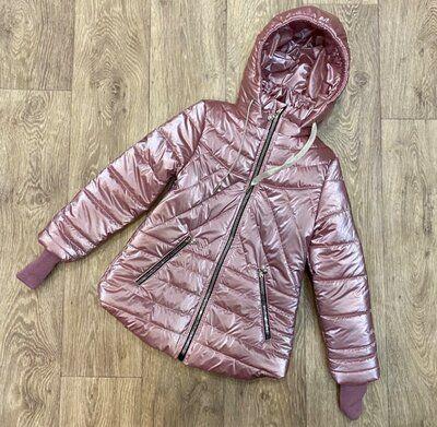 Стильная деми куртка для девочки