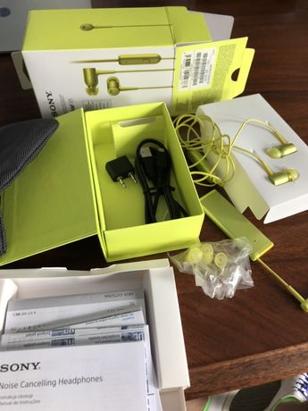 Sluchawki sony MDREX 750 NA