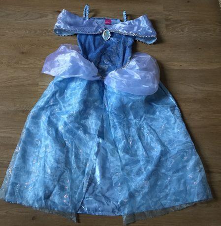 Карнавальное платье Золушки на 8-9 лет Disney
