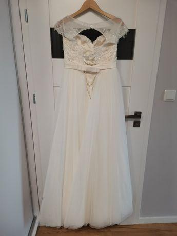 Suknia ślubna polecam!