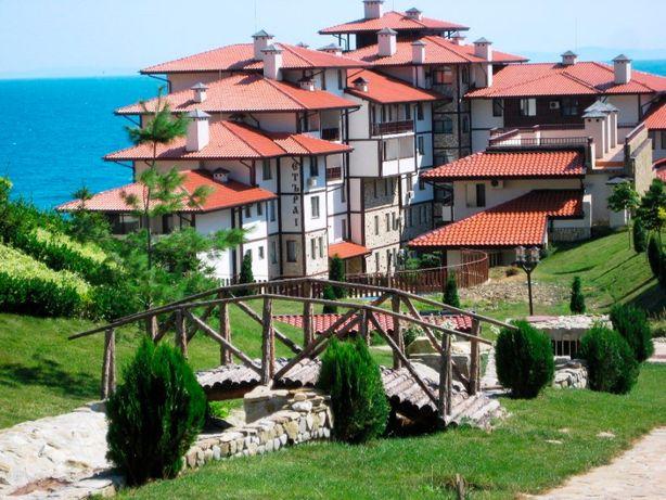 Болгария, лето 2021 - в Святом Власе, на 1-й линии моря!