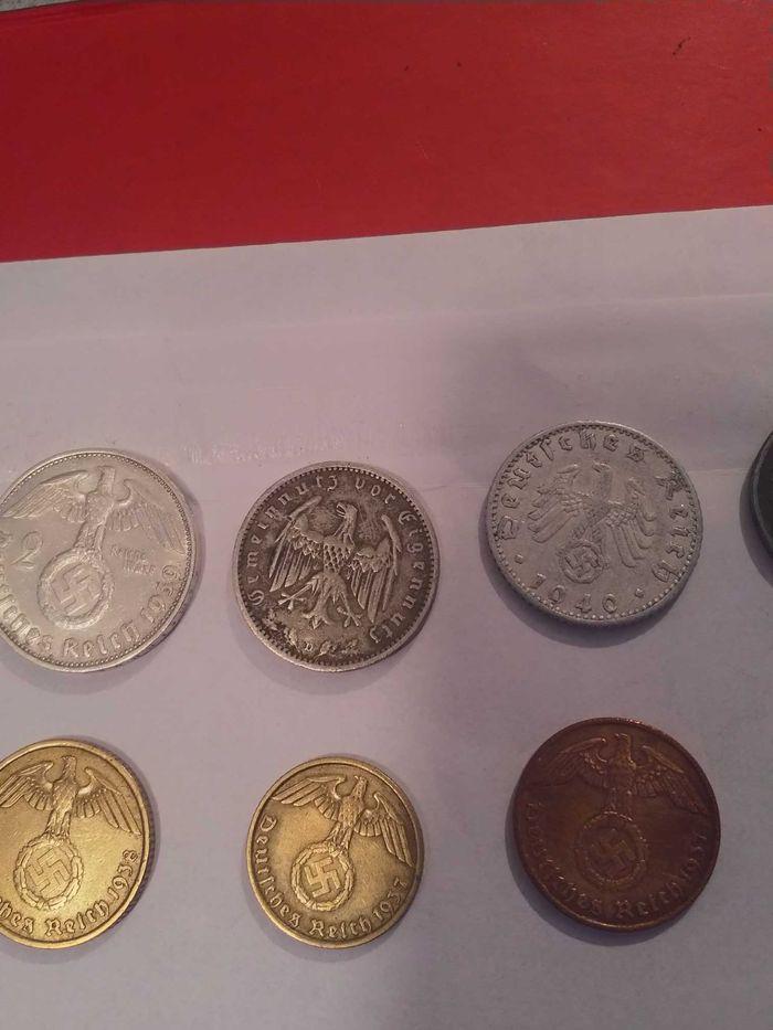 Marki i feningi monety Radom - image 1