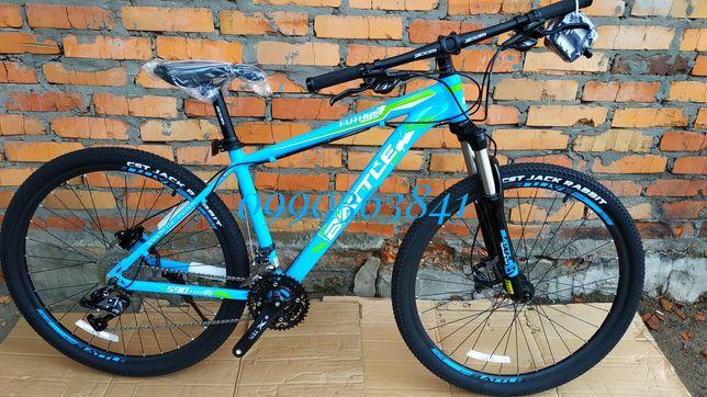 "Новый велосипед Battle Future 27,5"" не Cube,Pride,Merida,Specialized"